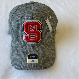 NC State Wolfpack Structured Fitted Hat New